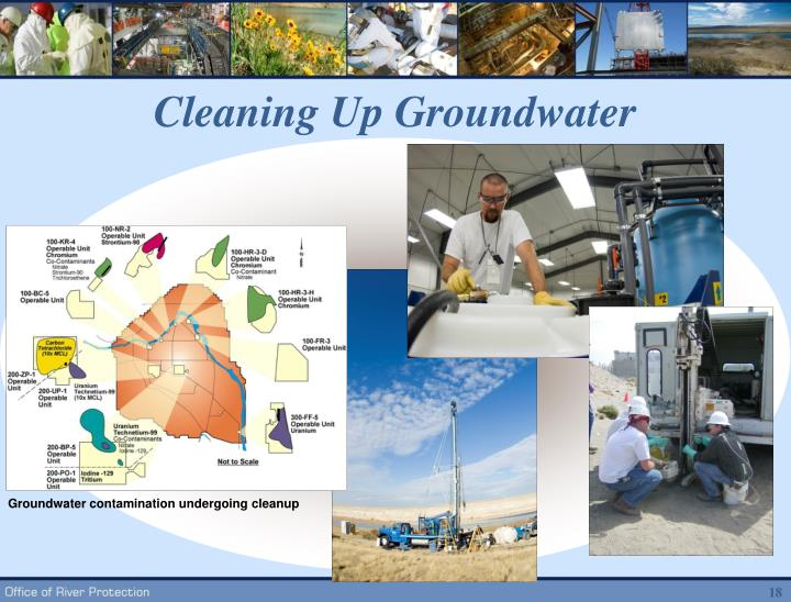 Cleaning Up Groundwater