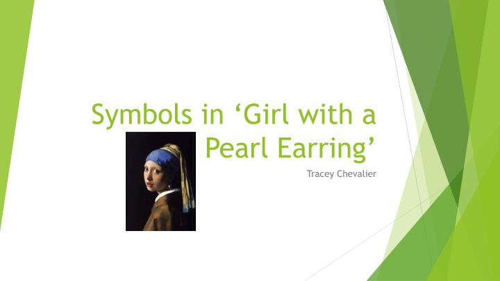 symbols in girl with a pearl earring n.
