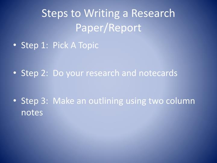 step by step writing a research paper Read the article and learn the most important steps that you have to follow want to know how to write a research paper step-by-step to create a true masterpiece read the article and learn the most important steps that you have to follow domypaperscom menu our services write my essay.