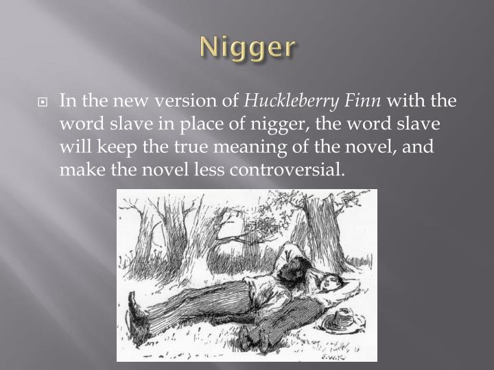 slavery in huckleberry finn