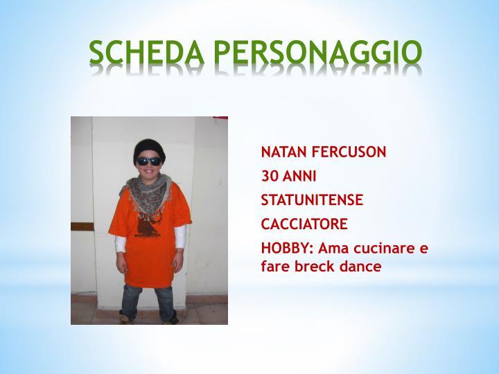 NATAN FERCUSON