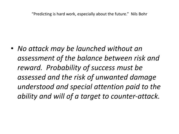 """""""Predicting"""