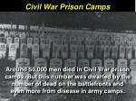 civil war prison camps7