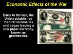 economic effects of the war3