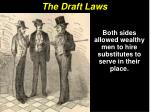 the draft laws1