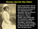 women aid the war effort12