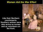 women aid the war effort13