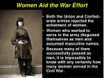 women aid the war effort19