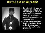 women aid the war effort20