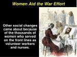 women aid the war effort3