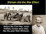 women aid the war effort6