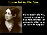 women aid the war effort7