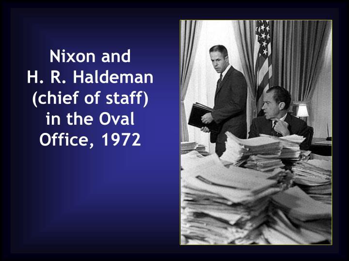 Nixon and