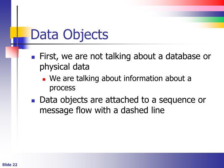Data Objects