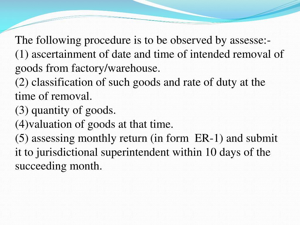 PPT - ASSESSSMENT PROCEDURE PowerPoint Presentation - ID:2062495