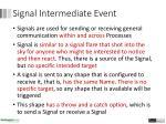signal intermediate event1