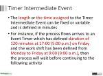 timer intermediate event2