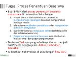 tugas proses penentuan beasiswa6