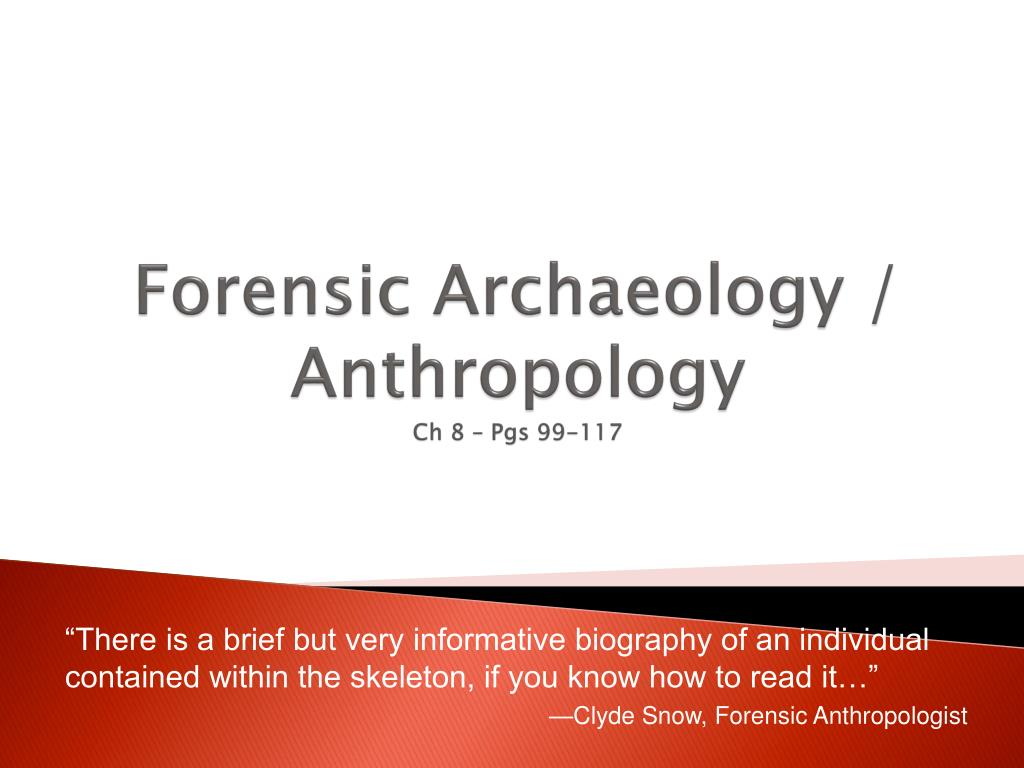 Dating methods in archaeology ppt