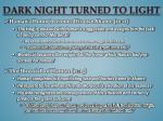 dark night turned to light2