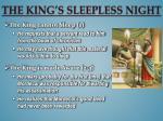 the king s sleepless night1