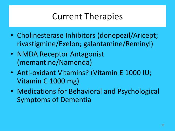 Current Therapies