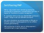 sertifisering pmp