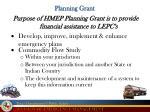 planning grant1