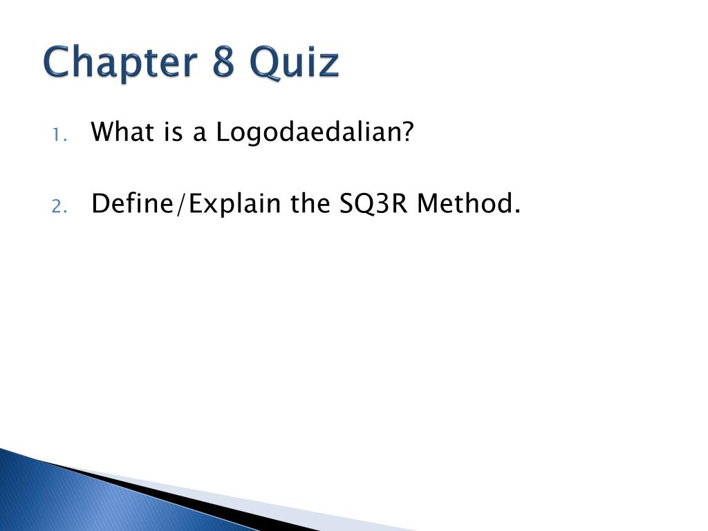 chapter 8 quiz n.