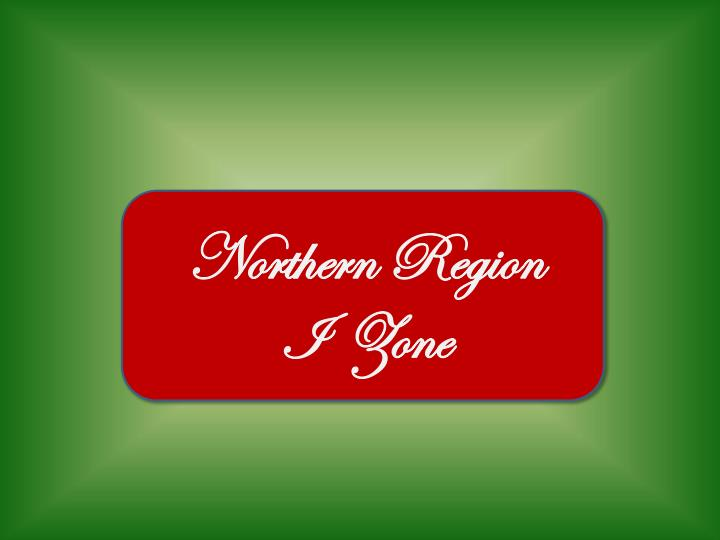northern region i zone