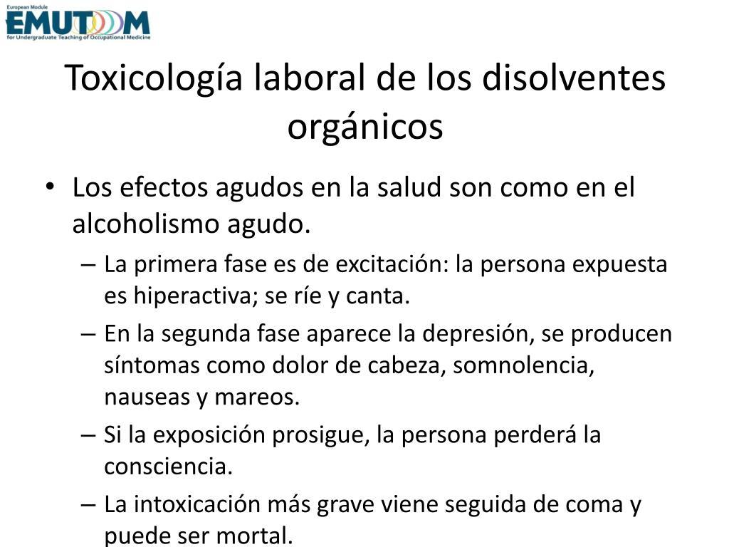 PPT - Agentes toxicológicos y sustancias químicas PowerPoint