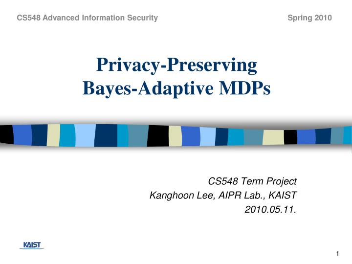 privacy preserving bayes adaptive mdps n.