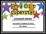 i m a c s t superstar23