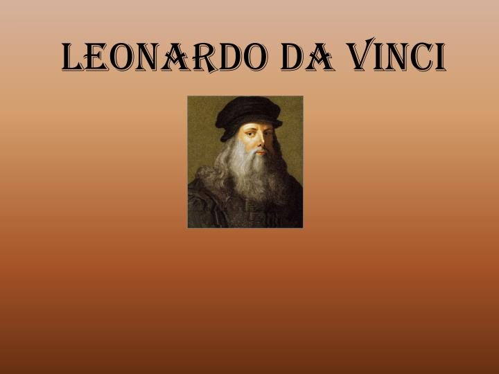 leonardo da vinci thesis Download thesis statement on leonardo da vinci: renaissance man in our database or order an original thesis paper that will be written by one of our staff writers and delivered according to the deadline.