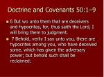 doctrine and covenants 50 1 92