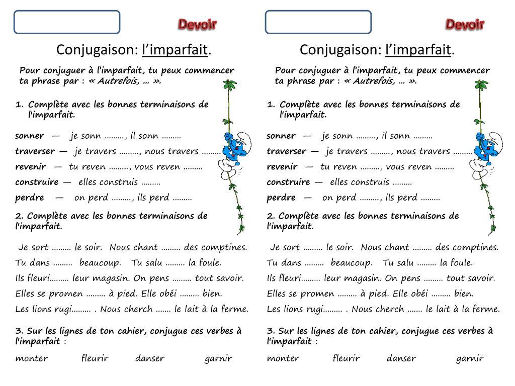 Ppt Conjugaison Le Present Powerpoint Presentation Free Download Id 2067509