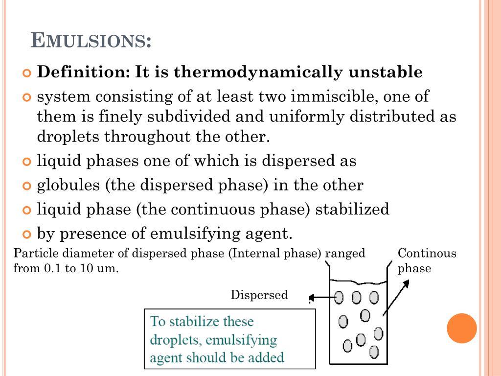 immiscible definition
