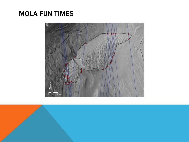 MOLA Fun Times
