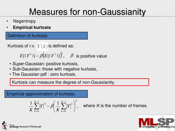 Measures for non-