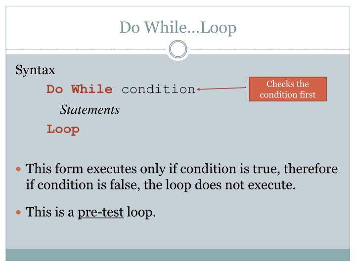 Do while loop1