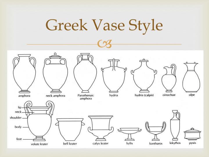 Ppt Greek Art Powerpoint Presentation Id2069011