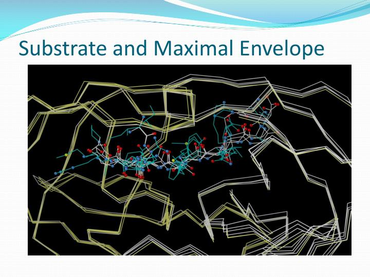 Substrate and Maximal Envelope