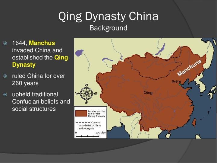 why the qing dynasty fell History of qing dynasty started with great emperors were very capable and intelligent emperor kangxi, the second emperor of qing dynasty, was a.