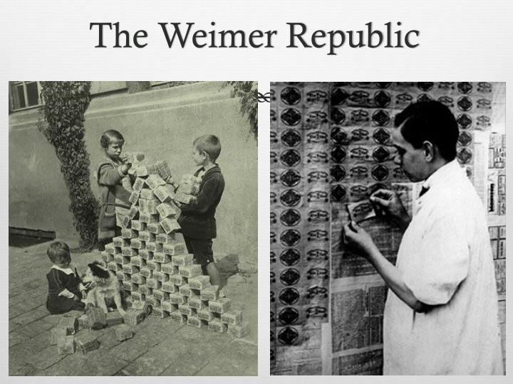 The Weimer Republic