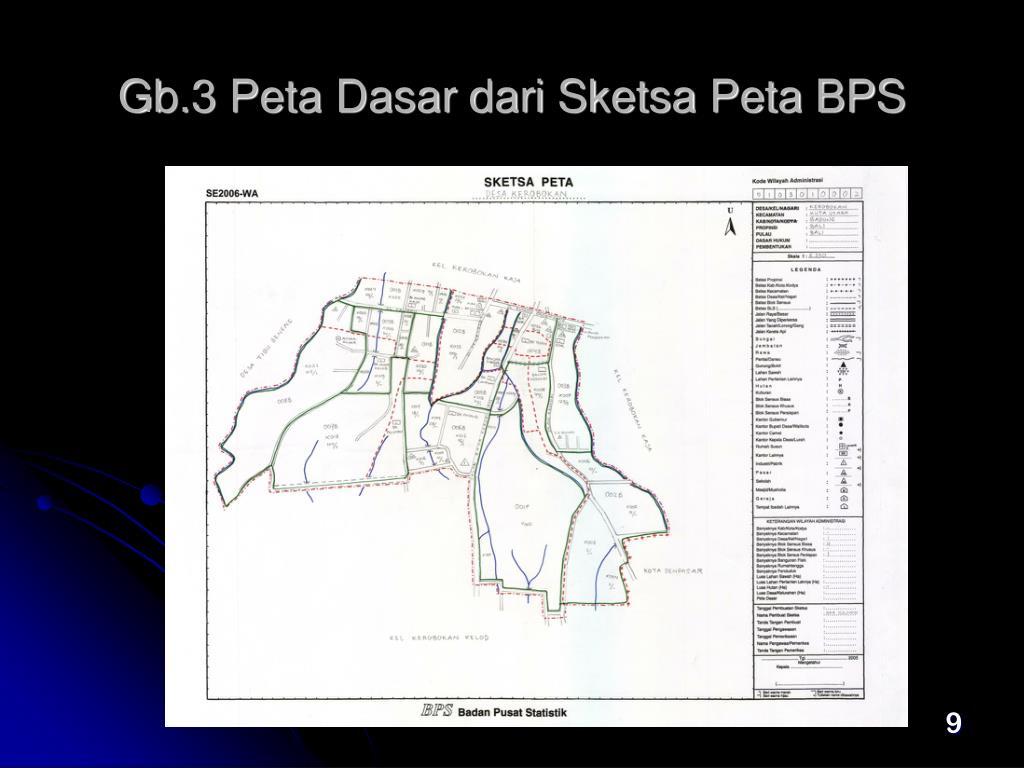 PPT - SURVEI CONTOH AREA SAMPLING PowerPoint Presentation ...