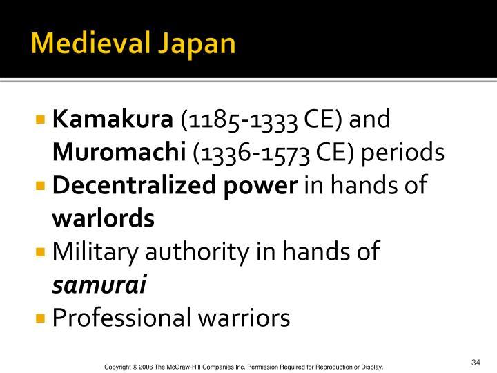 Medieval Japan