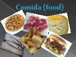 comida food