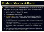 modern movies radio