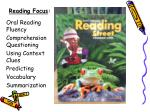 reading focus