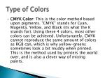 type of colors1